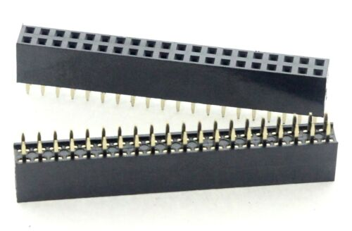 Steckverbinder Buchse 40pins Gpio 2×20 2.54mm für Anschluss Am Raspberry Pi