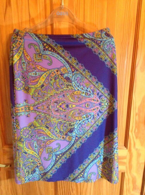 EX M/&s Raccolta di colore Azzurro Puro Cotone V-Neck Regular Fit Maglione Rrp £ 19.50