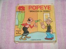 AVO FILM // POPEYE BRACCIO DI FERRO SUPER 8mm