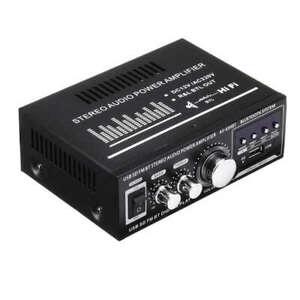 Lepy-12V-220V-400W-2-Ch-Bluetooth-Hifi-Estereo-Amplificador-Usb-Sd-Radio-D5Y9