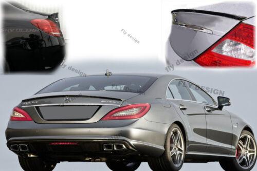 MERCEDES C 218 CLS 220 250 280 350 300 55 63 AMG spoiler lip pour m3 style Lid Lev