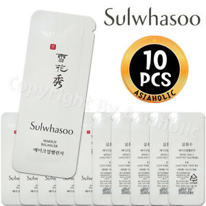 Sulwhasoo-Makeup-Balancer-No-1-Light-Pink-1ml-x-10pcs-10ml-Sample-Newist-Ver