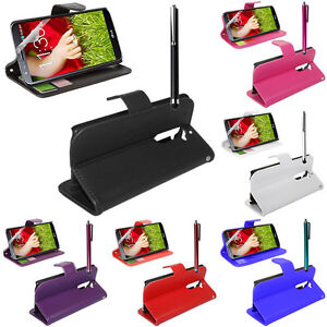 Cases-For-LG-G2-D802-D803-D801-D800-Phone-Briefcase-Flip-Case