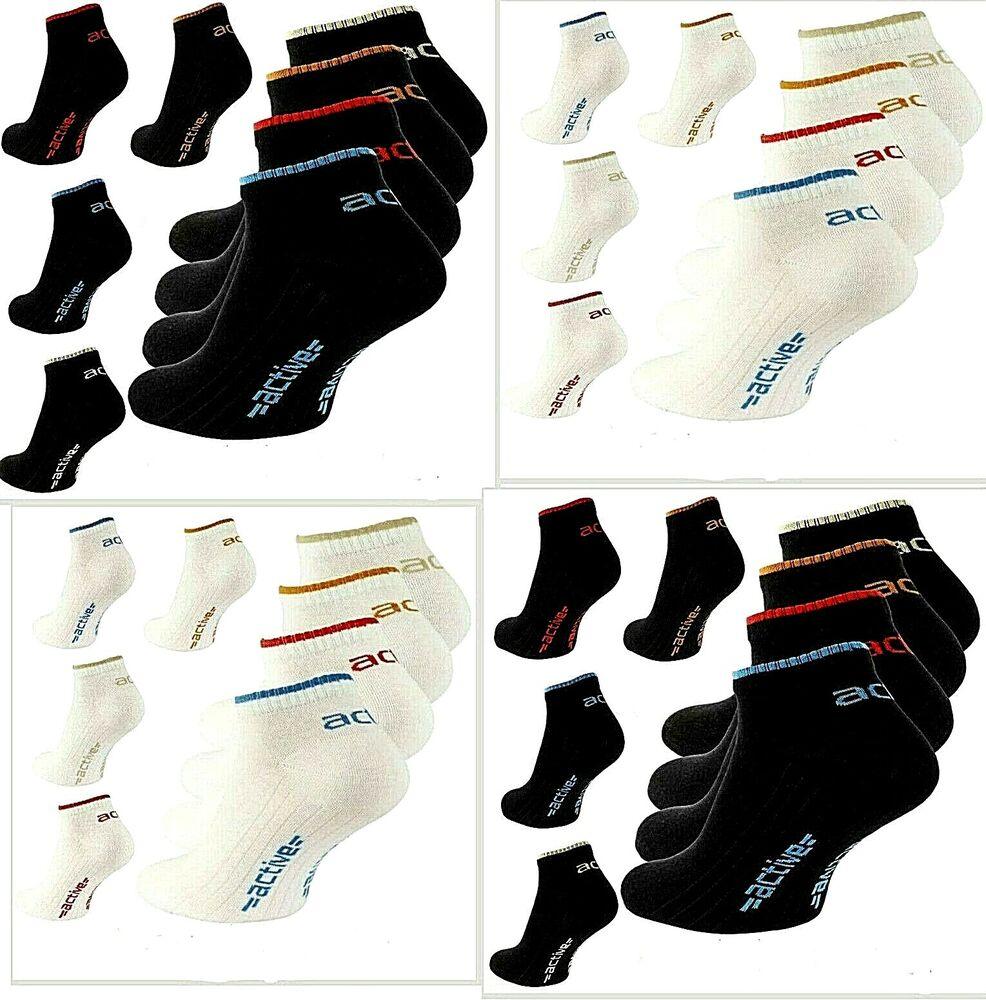 De Chaussettes Sneaker Femmes Femmes polarzip 12 Paire