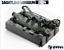 thumbnail 8 - 1/6 M134 Heavy Machine Gun Minigun TERMINATOR Gatling Weapon Model ZY8019 U.S.A.
