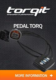 Torqit Pedal Kit (PB1016) Ford Ranger 3.2TDi, Mazda BT-50 3.2TDi, Jeep Wrangler