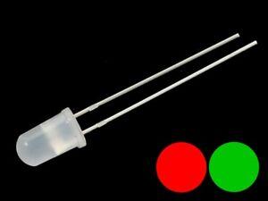 S496-10-pcs-leds-5mm-Bi-Color-Red-Green-Diffusion-Duo-LED-2-Pins