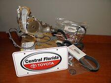 2000-2006 Toyota Tundra 4.7 2UZFE Timing Belt Kit Genuine OEM OE