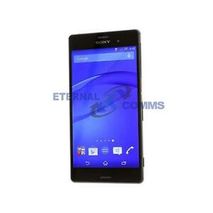 NUOVO-Sony-XPERIA-z3-Manichino-Display-Telefono-Nero-UK-Venditore