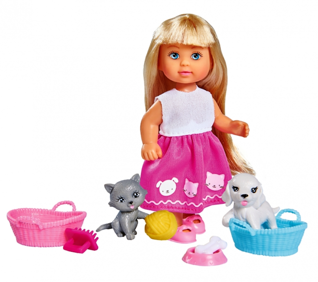 Puppy Love play set with accessories  New in Unopened Box Evi Love Fashion Doll