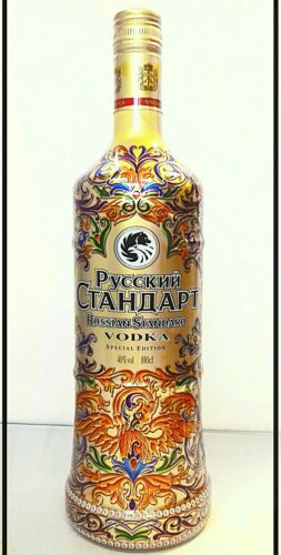 wodka russian standard vodka lyubavin edition 1l ebay. Black Bedroom Furniture Sets. Home Design Ideas
