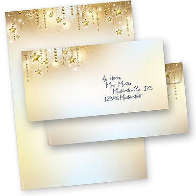 weihnachtsbriefpapier stardreams briefpapier f r. Black Bedroom Furniture Sets. Home Design Ideas