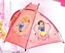 DISNEY Princess Girls BEACH SHELTER Indoor Outdoor Giocare Casa Tenda