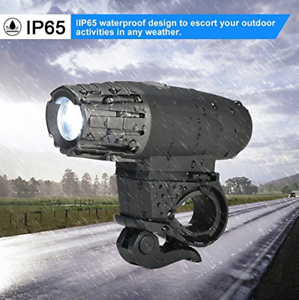 Waterproof-USB-Recharge-3-LED-4-Modes-Bicycle-Bike-Front-Light-Headlight-Lamp