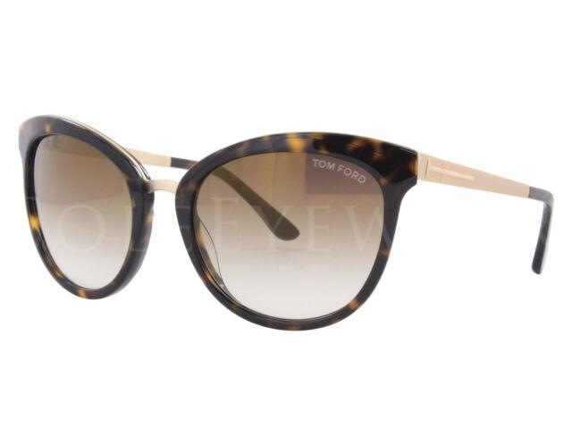 09fad7ecf2 Tom Ford Sunglasses Women TF 461 Tortoise 52g Emma 56mm for sale ...