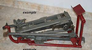 SMG-lafette-34-holder-Seitenwagen-Zuendapp-BMW-R75-R12-ZUNDAPP-KS750-KS600