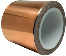 Copper Foil Tape With Conductive Adhesive 2 X 33 Usa