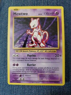 2016 Evolution Mint 2er Set Rare Pokemonkarte Mewtu 51//108