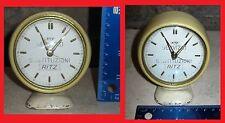 Rara Sveglia Gadget Promozionale anni '50/60 - servizio sostituzioni marca RITZ
