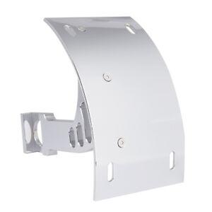 Swingarm Side Mount Curve License Plate Bracket For Suzuki Boulevard M109R 06-13