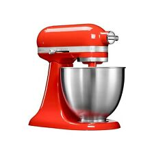 KitchenAid Mini Stand Mixer with 3.3L Bowl in Hot Sauce