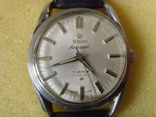 Vintage Swiss Titoni 17J Mechanical Manual Used Watch