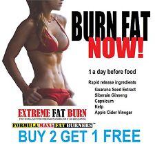 MEGA STRONG WEIGHT LOSS PILLS FAT BURNERS FAST DIET SLIMMING TABLETS Bid.19