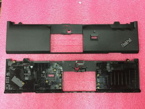 NEW for Lenovo thinkpad X220 X220i palm rest plastic kit with fingerprint hole