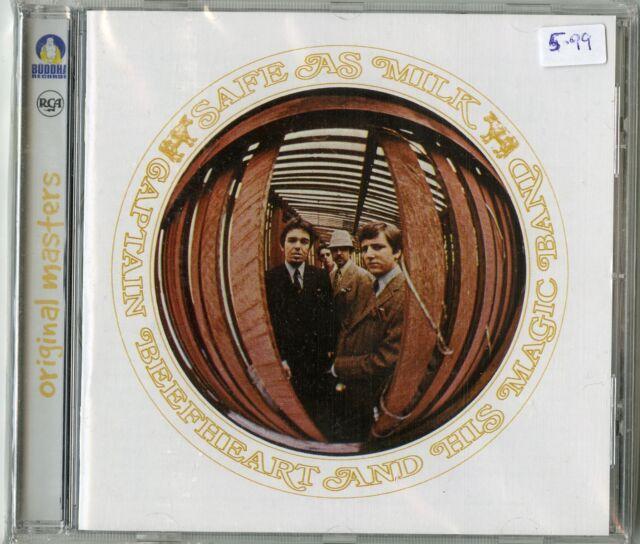 Captain Beefheart And His Magic Band – Safe As Milk CD on Buddah 74321 69175 2