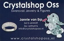 Swarovski  Diona , Silk Moonlight    Crystal Paradise   New