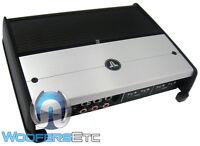 XD400/4 JL AUDIO 4 CHANNEL AMP 400 W COMPONENT SPEAKERS TWEETERS AMPLIFIER NEW