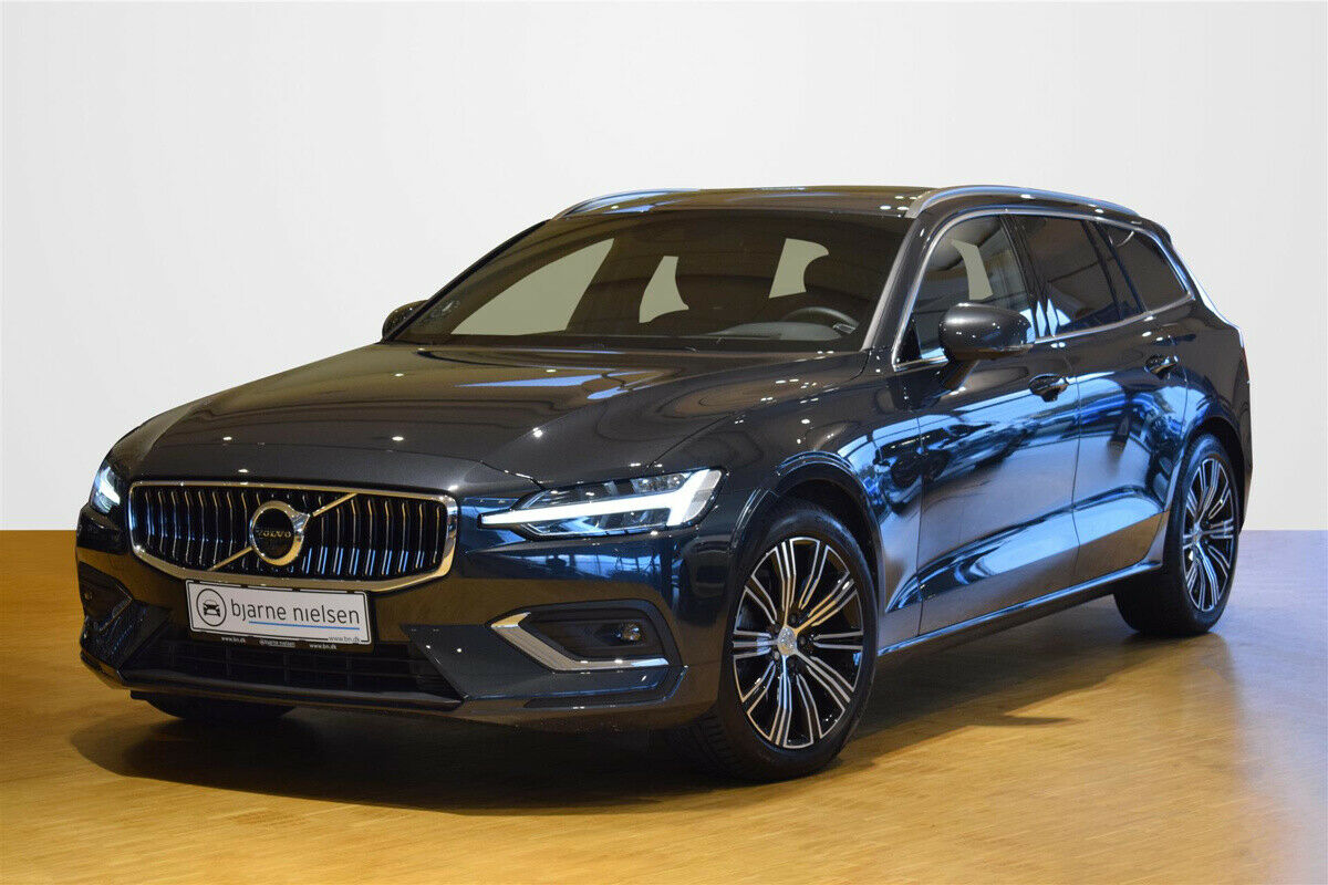 Volvo V60 2,0 D4 190 Inscription aut.
