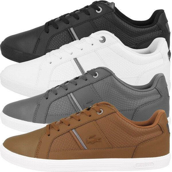 Lacoste Europa 417 1 Schuhe Herren Freizeit Sneaker Misano Alisos 7-34SPM0044