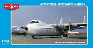 Micro Mir AMP MM144-020 - 1:144 Armstrong-Whitworth Argosy -C.1 , T2 - Nuovo