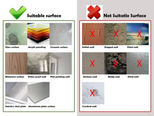 3D Stone Self Adhesive Tile Peel and stick Backsplash Wall Sticker Home Decor