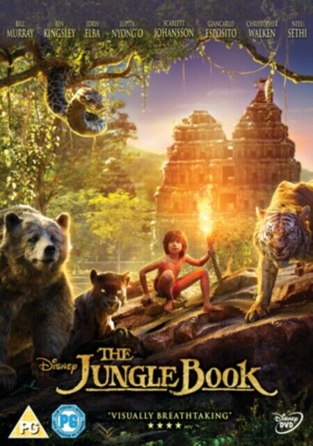 Neuf The Jungle Book (Live) DVD