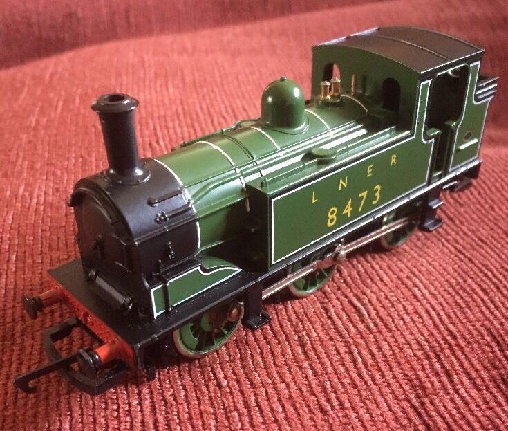 Vintage Hornby 00 Gauge LNER Locomotive - 8473