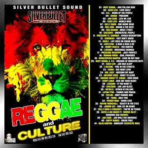 Details about REGGAE ROOTS & CULTURE MIX CD 2014 (VOLUME 4)