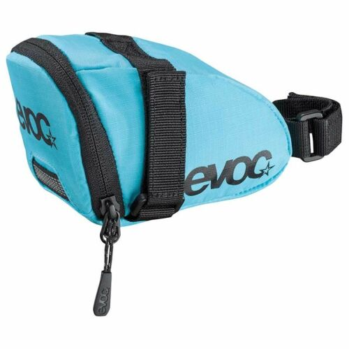 New Evoc Bicycle Cycling Saddle Bag Neon Blue Medium