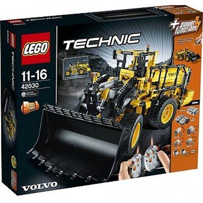 LEGO TECHNIC 42030 VOLVO L-350 RADLADER Ohne Fernbedienung