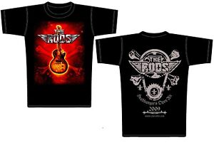 THE-RODS-Vengeance-T-Shirt-size-M-NEW