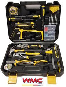 Boite-a-outils-coffret-complet-d-039-outils-pour-travaux-de-bricolage-100-pieces-WMC