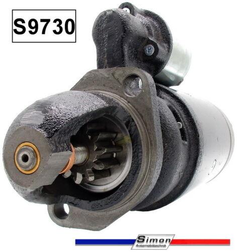 Anlasser für Bosch EJD3//12BR11  EJD3//12AR3  Hürlimann 360 Güldner Fahr Same
