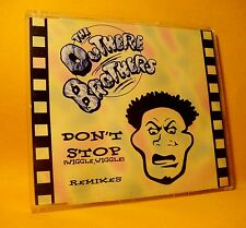 MAXI Single CD THE OUTHERE BROTHERS Don't Stop Wiggle, Wiggle Remixes 4TR 1994