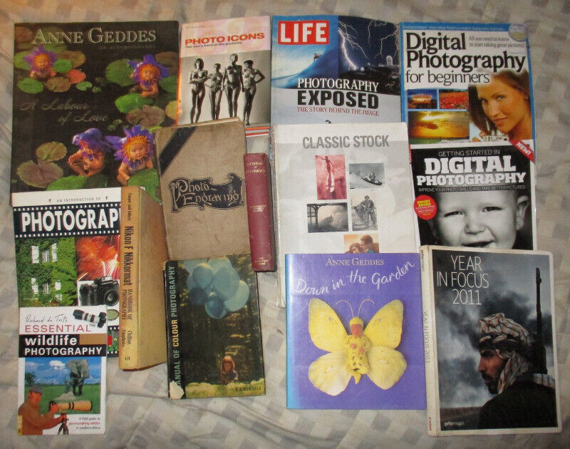Old Film / Photography  Books