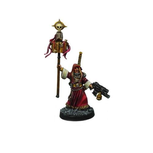 Iron Reich Paulus von Phyrra Imperial Preacher Priester Kromlech KRM047
