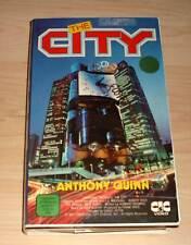 VHS - The City - Anthony Quinn - Videofilm - Videokassette