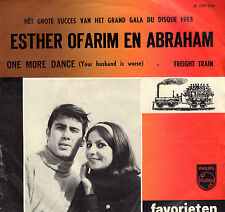"ESTHER OFARIM & ABRAHAM – One More Dance (1963 FAVORIETEN EXPRES SINGLE 7"")"
