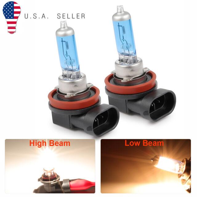 4X Pack of 4 H7 12V 55W Safety Car Auto Halogen Light Bulb Headlight White Light