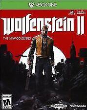 Wolfenstein II: The New Colossus (Microsoft Xbox One, 2017)